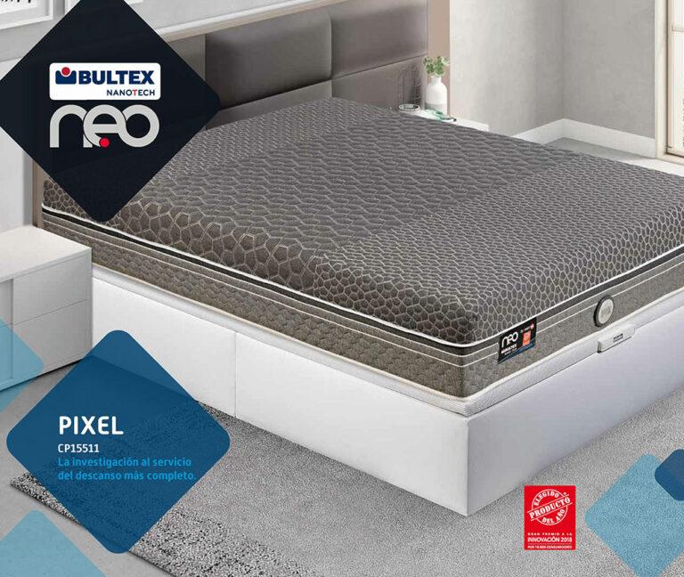 Colchon modelo Pixel  Bultex Neo 163-9