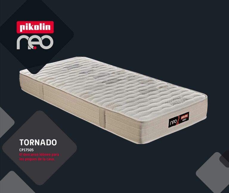 Colchon modelo Tornado Firm  Pikolin Neo 163-16