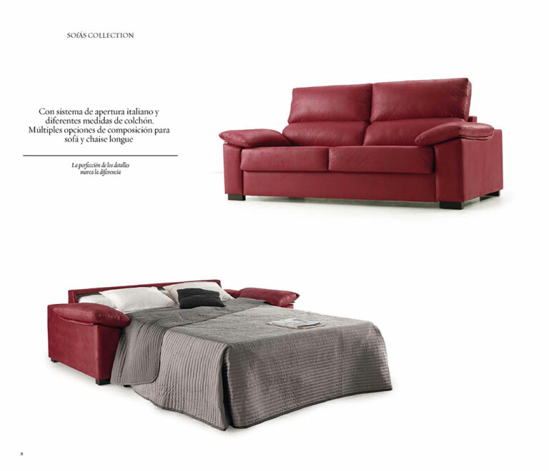 Sofas Cama Mopal 7-1