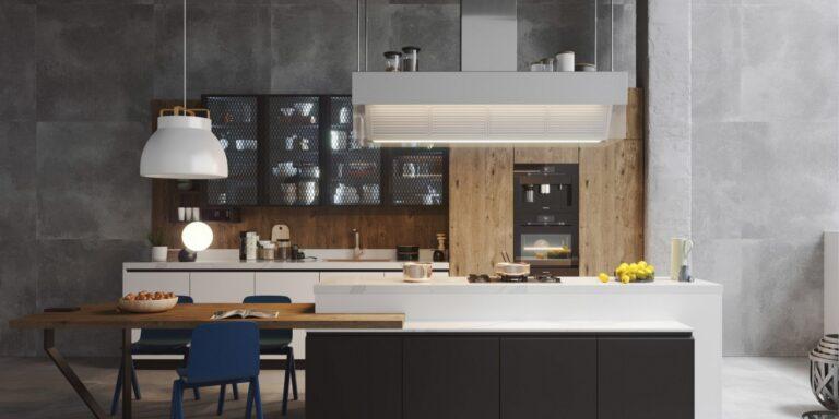 Muebles de cocina estilo nordico