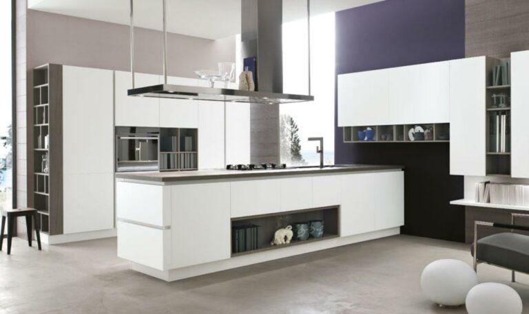 Muebles de cocina con gola