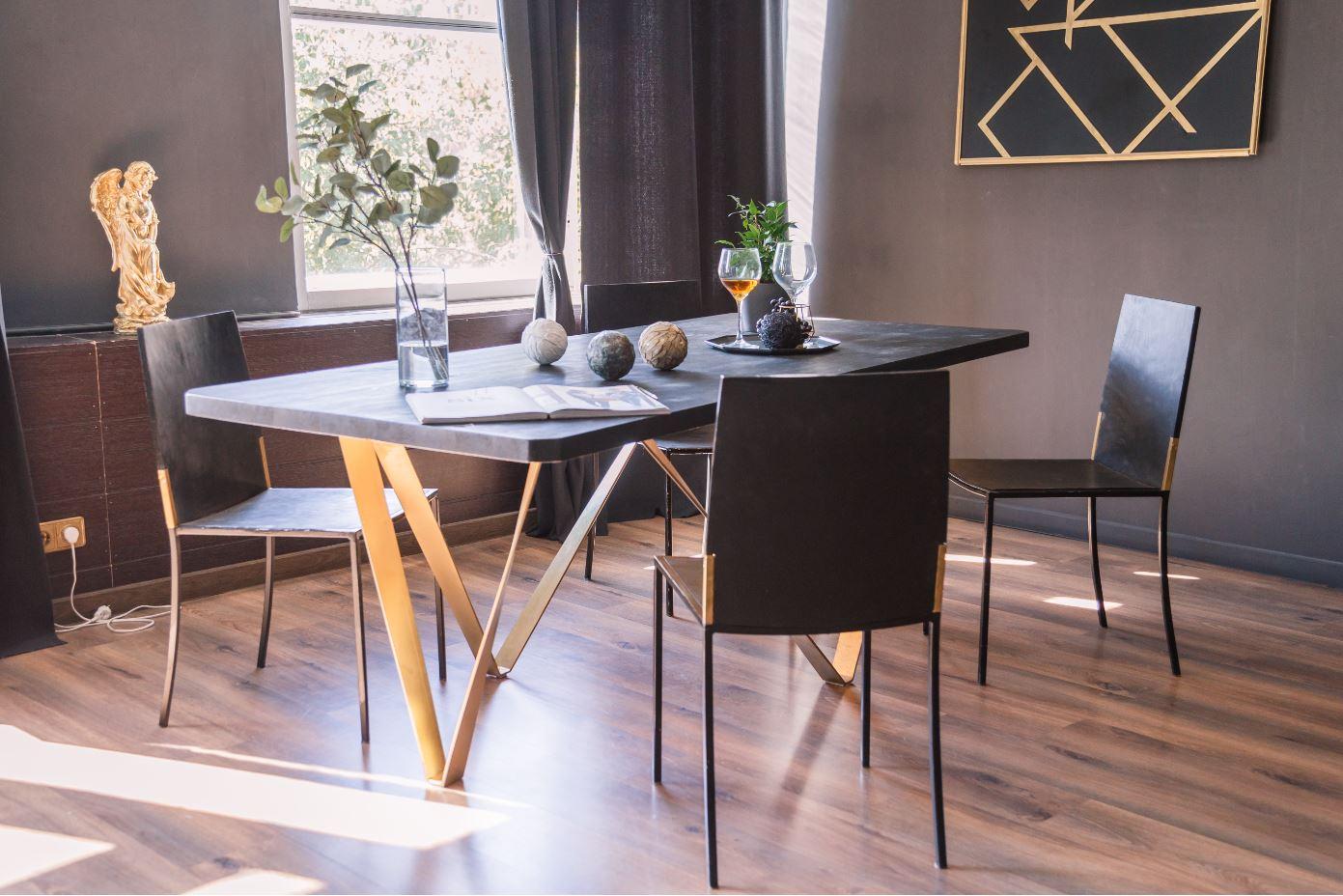 Mesas de comedor para el salón