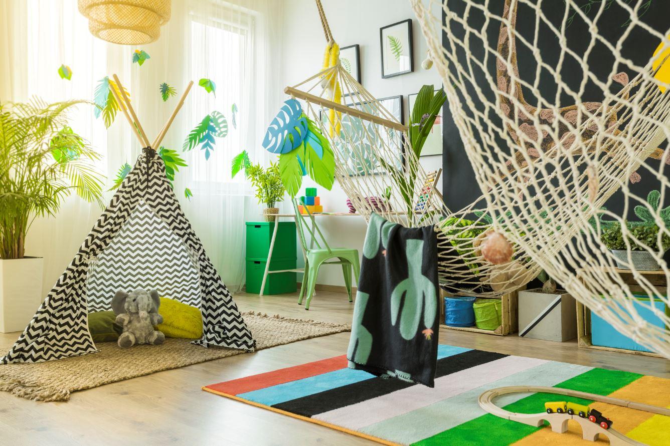 Fallos al decorar habitaciones infantiles