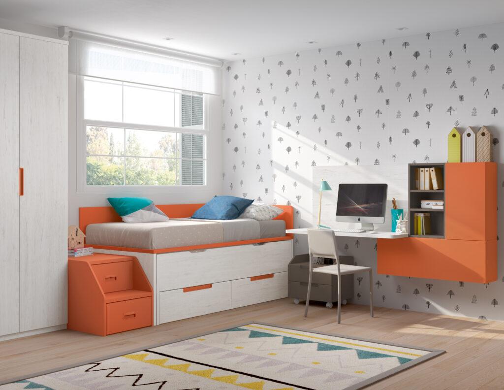 dormitorios-juveniles-completos