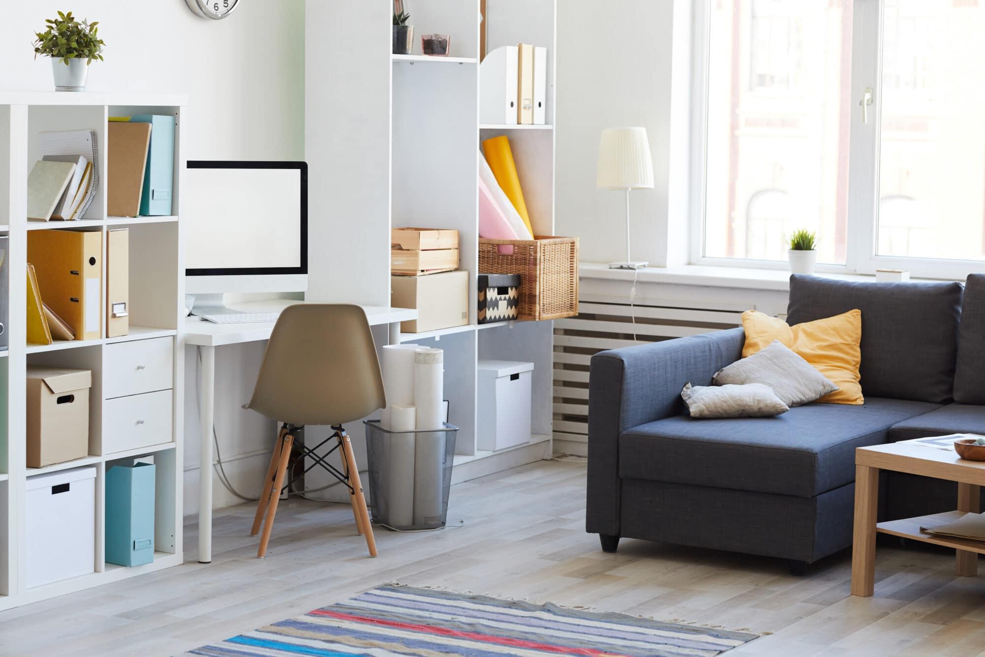Decoración de apartamentos pequeños. Los mejores tips