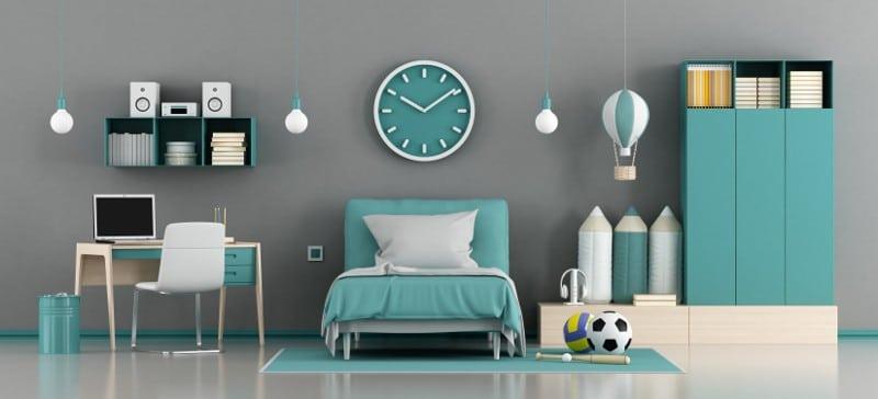 La mejor decoración para dormitorios juveniles