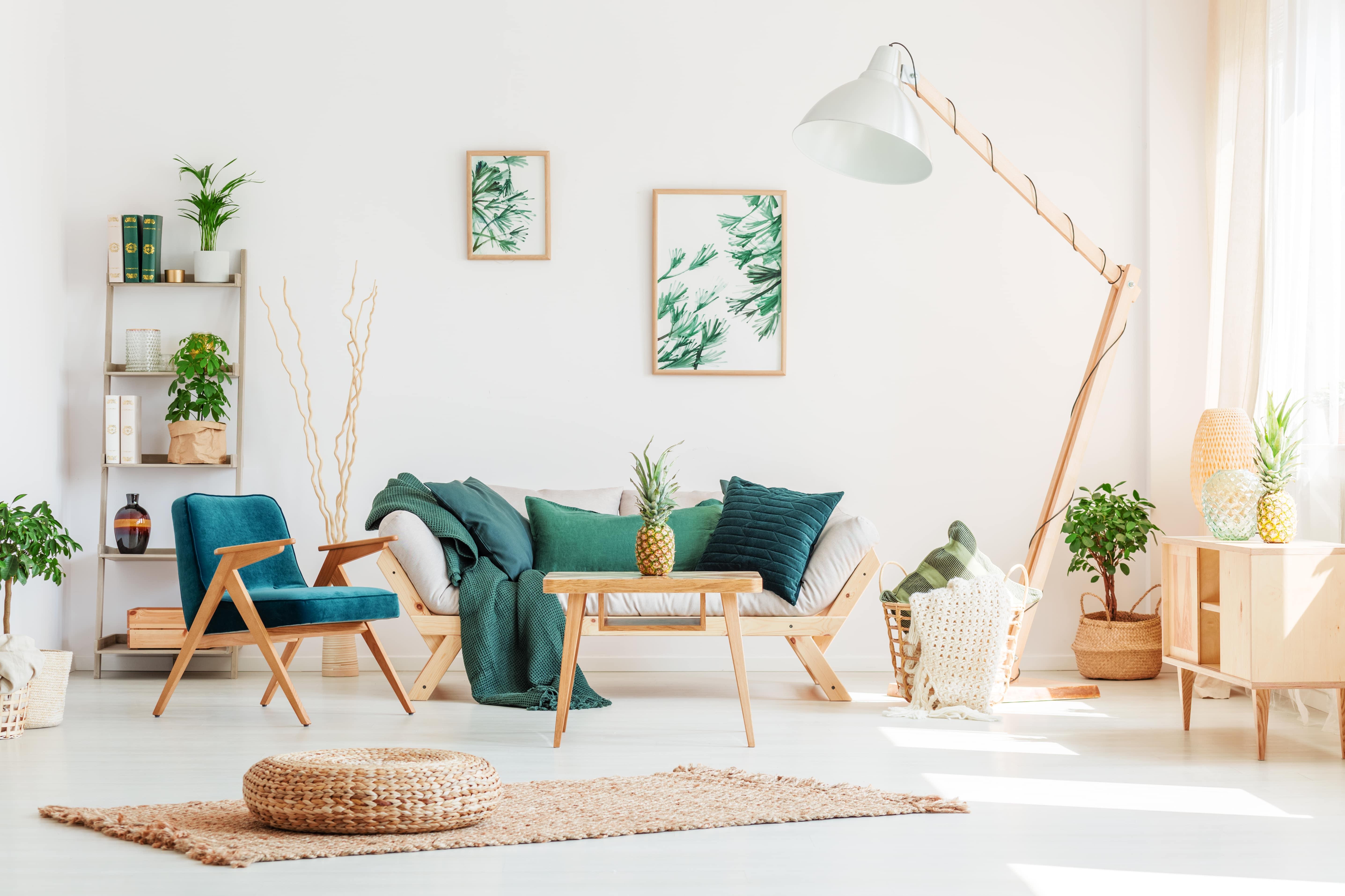 Organiza los muebles a medida en tu hogar para un mayor espacio