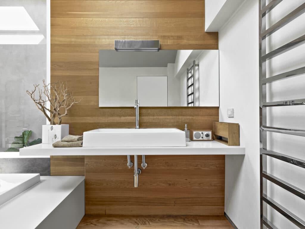 mueble de baño funcional