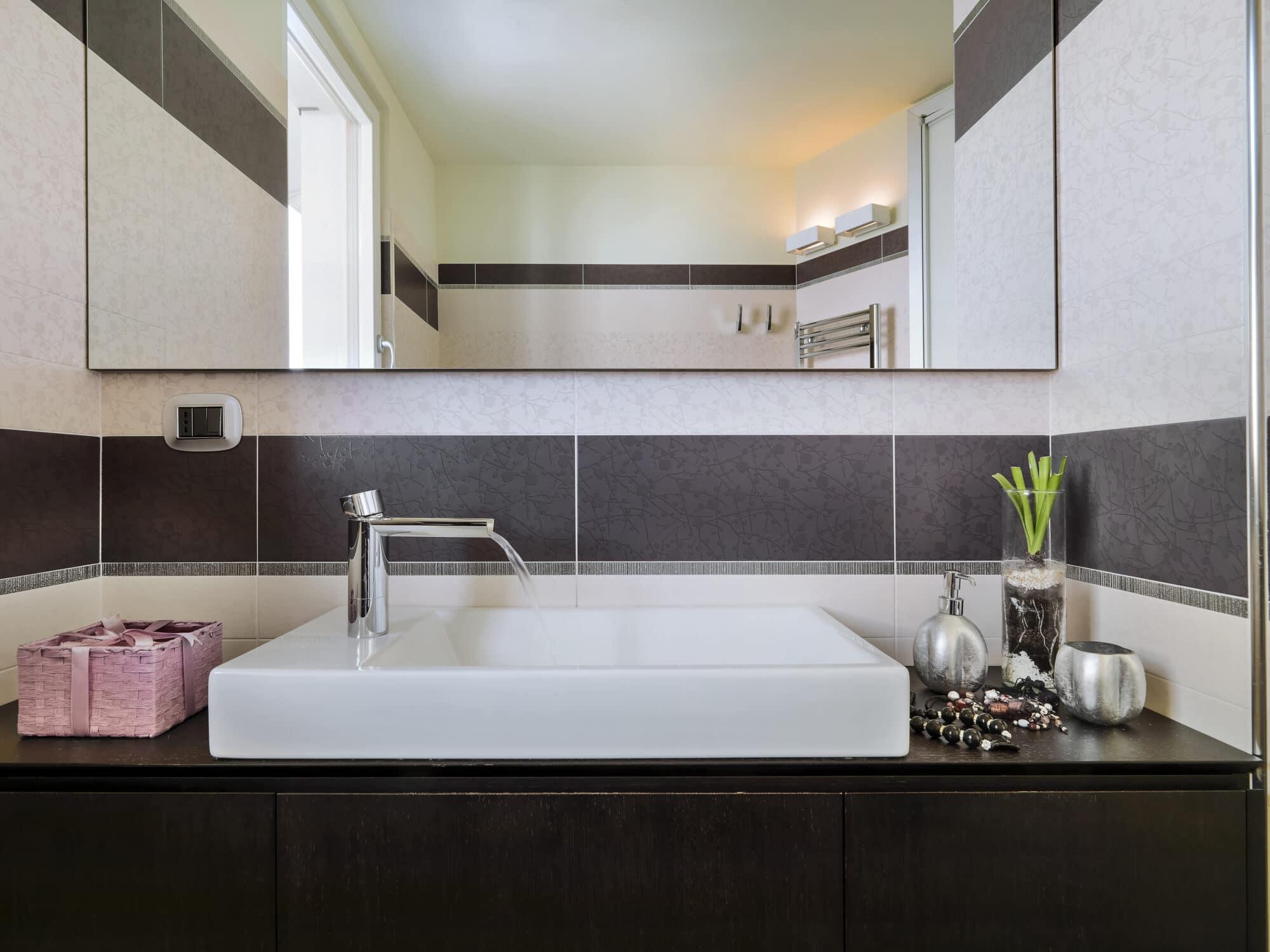 Los mejores diseños de muebles de baño con espejo
