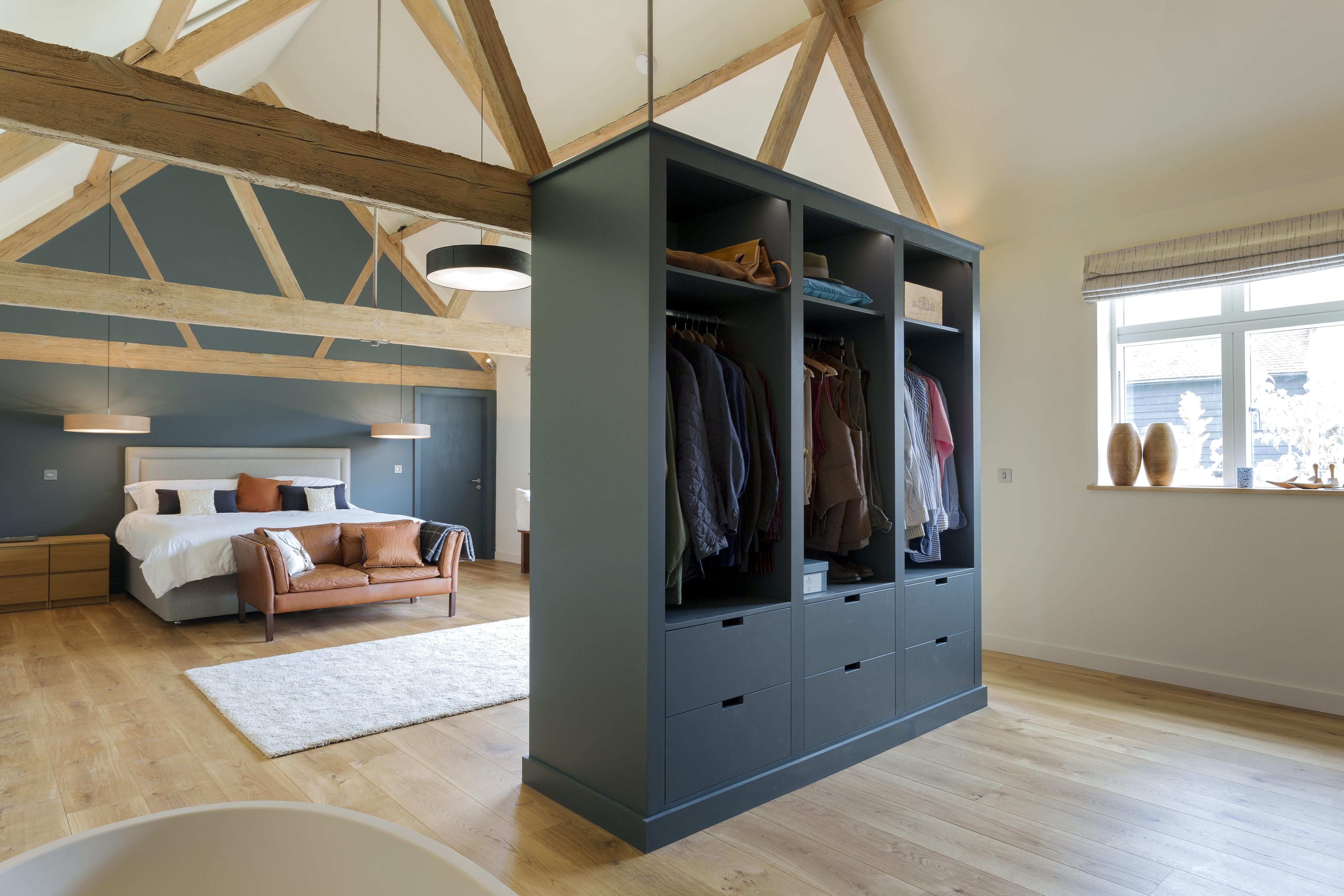 Claves para elegir el armario ideal para tu dormitorio
