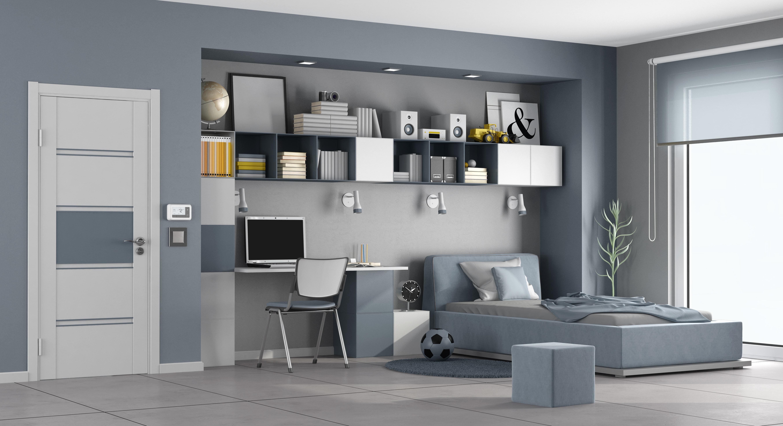 7 ideas para decorar una habitación juvenil