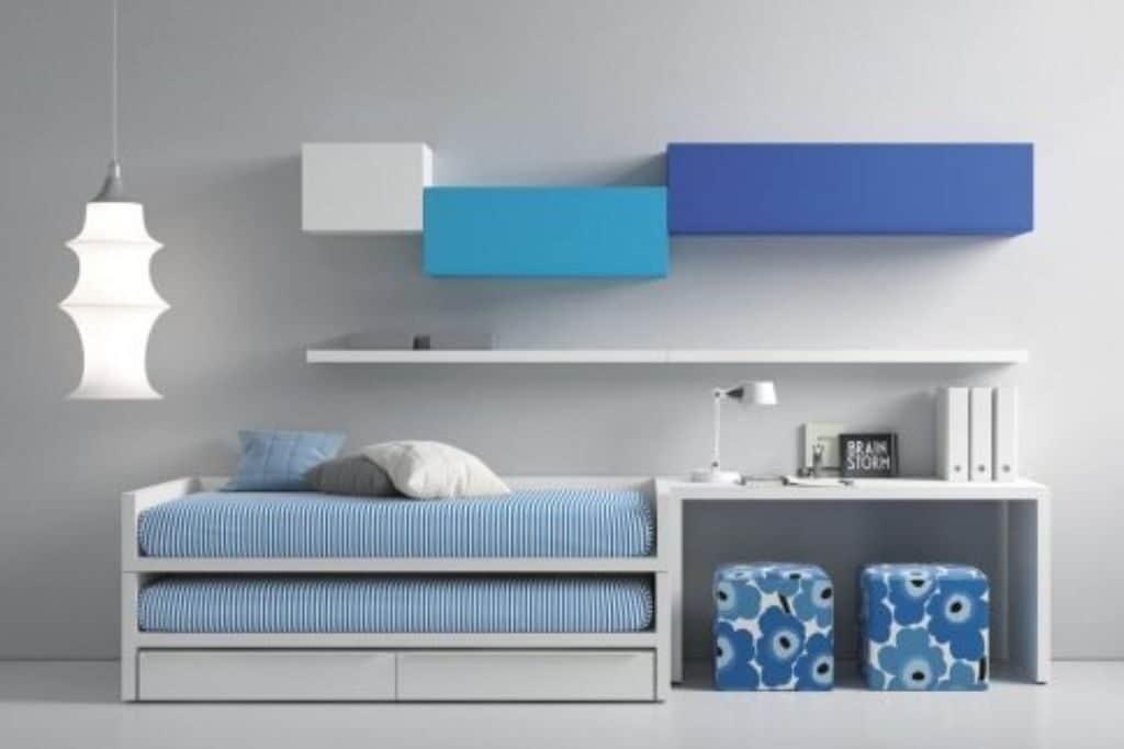 Ideas de decoración prácticas y divertidas para el dormitorio de los niños