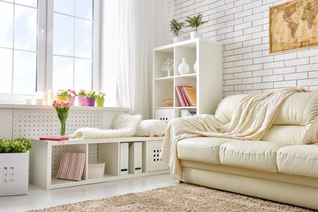 Renueva la decoración del salón con poco presupuesto