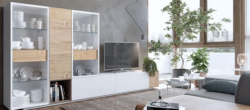 Consejos decorativos para dividir estancias con muebles y sin obras