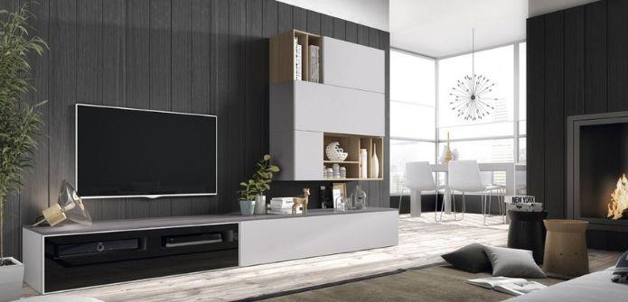 Cómo debe ser el mueble donde irá tu televisión